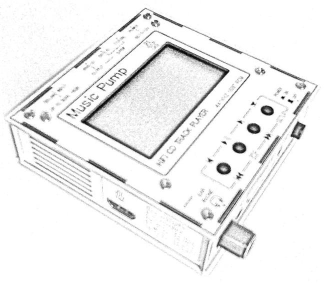 该iis信号通过cs8406合成输出s/pdif数字音频(同轴,光纤),通过es9023